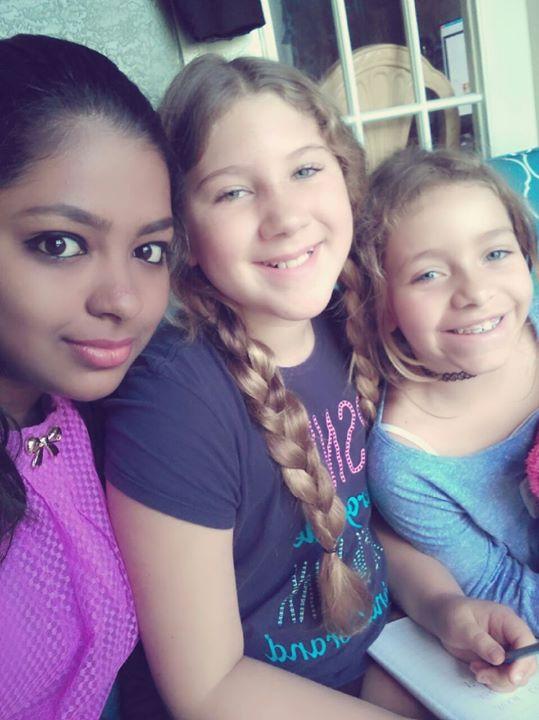 3 princesses..