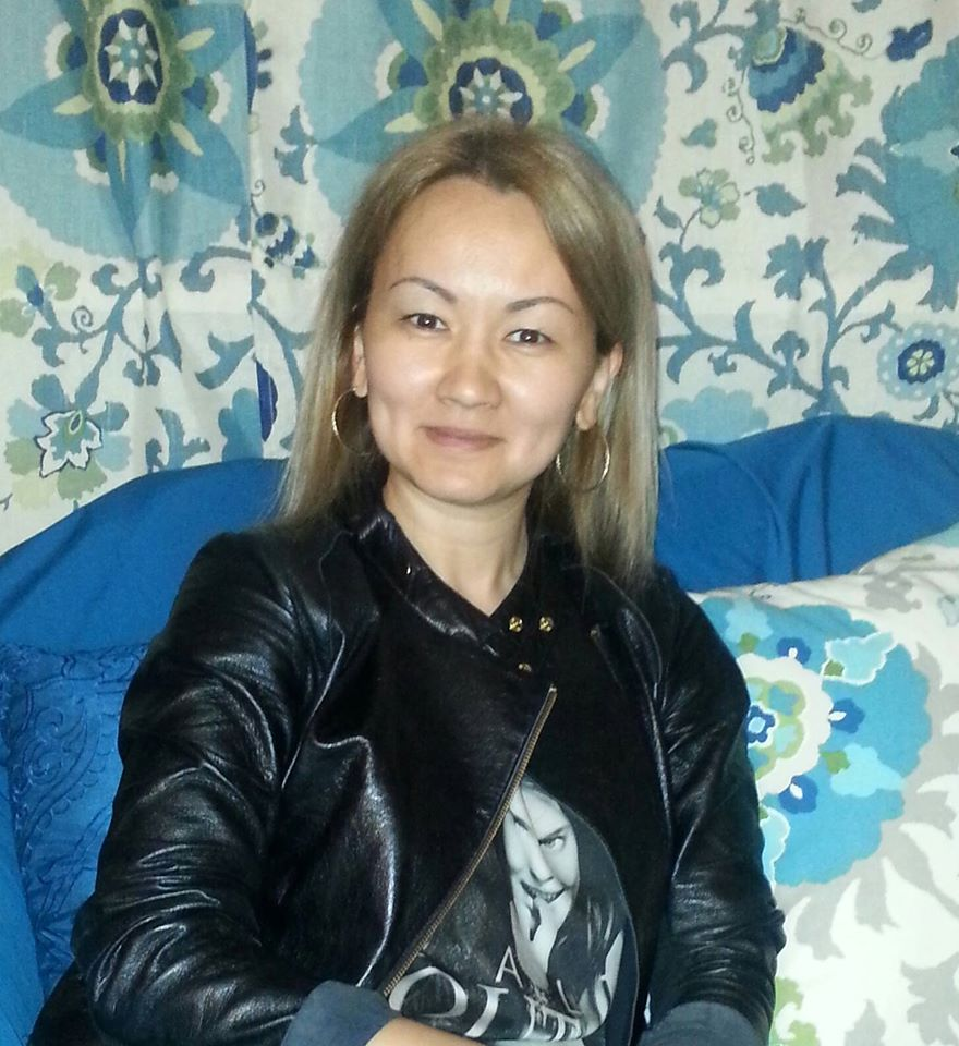 KHAFIZA from KAZAKHSTAN