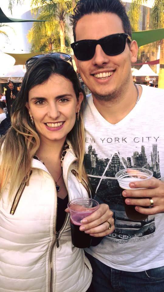 WE love you Renata & William!