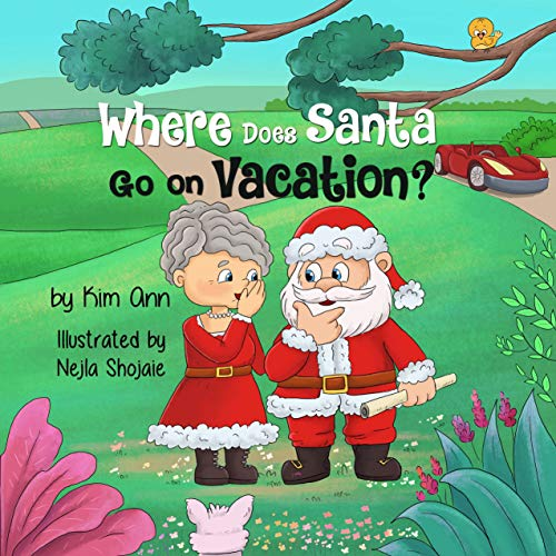 Where Does Santa Go on Vacation?