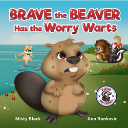 Brave the Beaver Has the Worry Warts