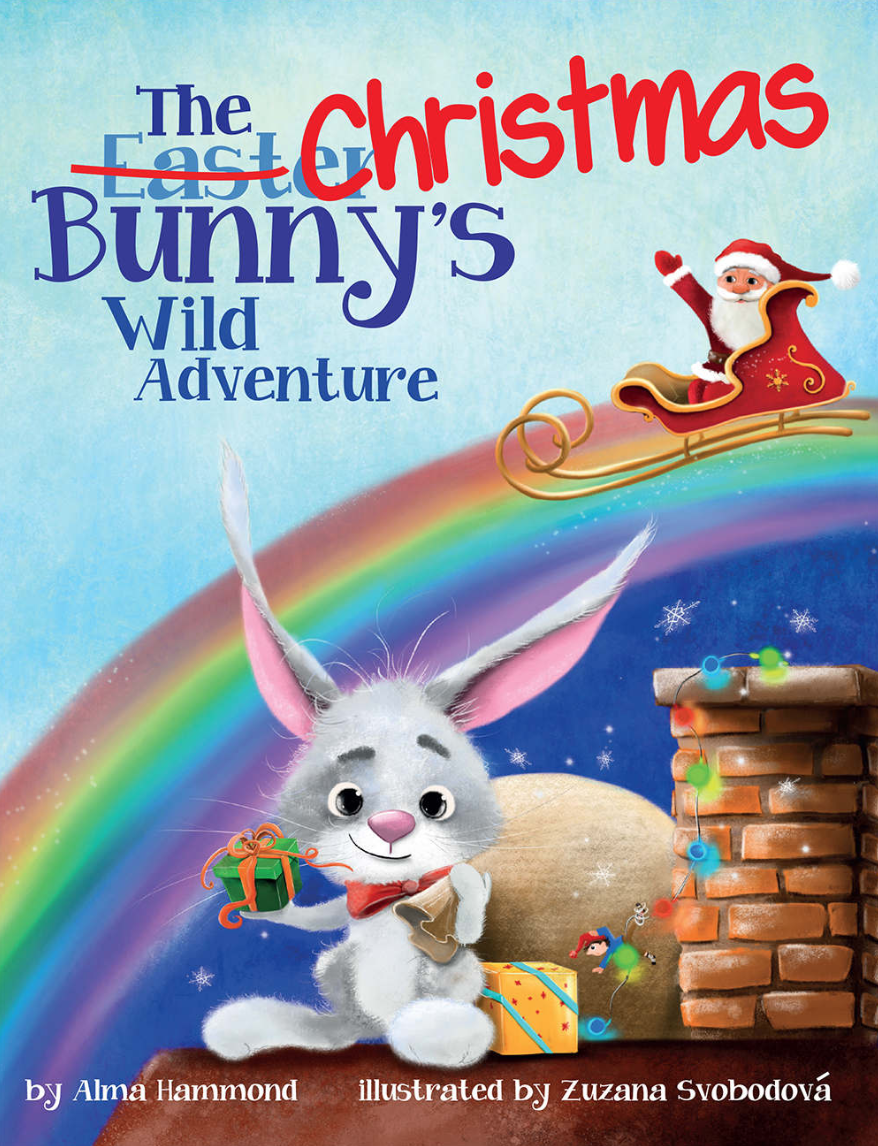 The Christmas Bunny's Wild Adventure