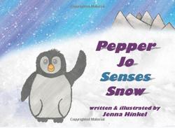 Pepper Jo Senses Snow
