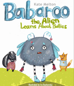 Babaroo the Alien Learns About Bullies