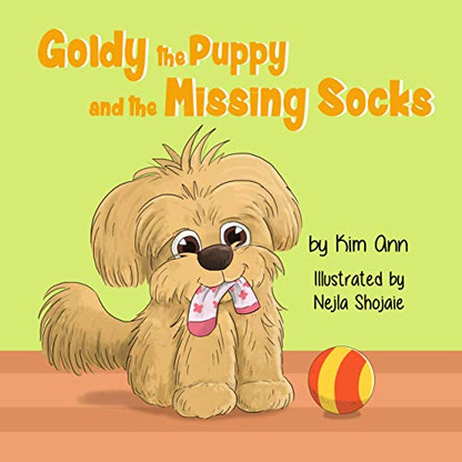 Goldy the Puppy and the Missing Socks