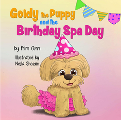 Goldy the Puppy and the Birthday Spa Day