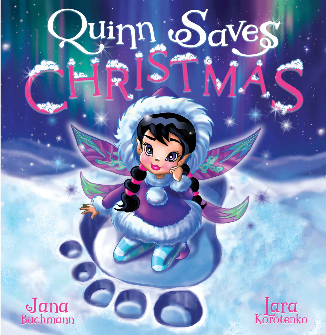 Quinn Saves Christmas