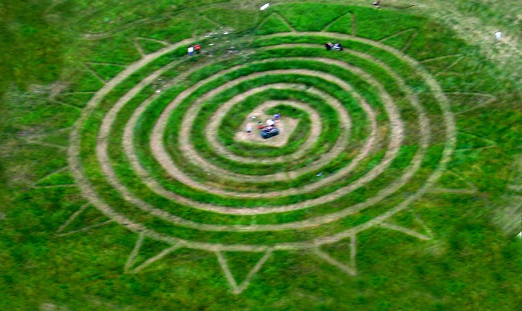 Labyrinthe - 2