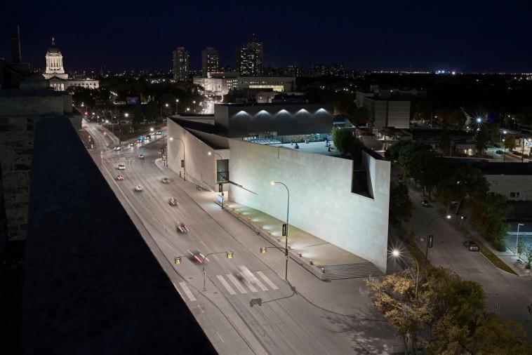 Le Musée des beaux-arts de Winnipeg