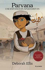 Parvana, enfance en Afghanistan_cover_LR