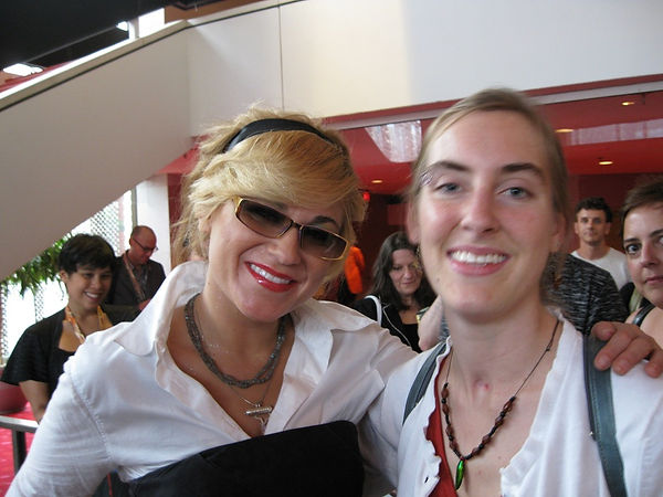 avec Melody Gardot - juillet 2009.jpg