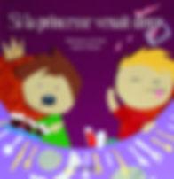 Si la princesse venait diner_cover_LR.jp