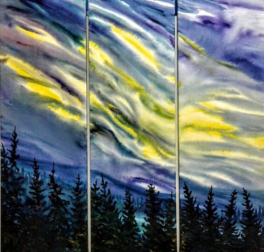 17-Aurora Borealis Triptych.jpg