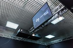 Интерьер VR-павильона