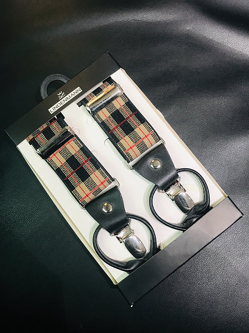 Hosenträger Combi Y-Form 35 mm