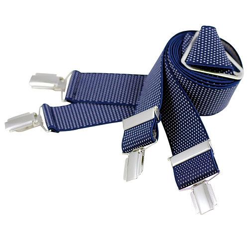 Hosenträger STC X-Form 35 mm breit