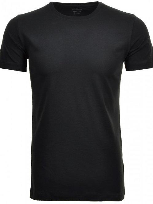 Ragman 2 T-Shirt Doppelpack Bodyfit mit Rundhals