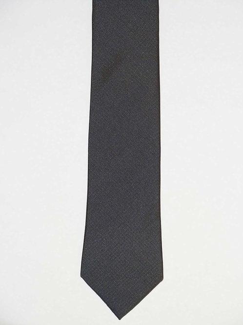 Seidenkrawatte Slim Uni 6,5 cm changierend