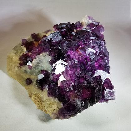 Fluorite,Deep Purple  (China)  FDP400
