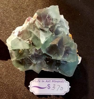 Fluorite Anhui, China FGP370