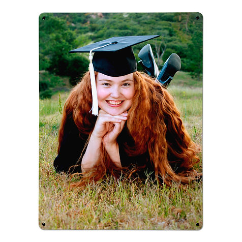 graduation photo create your own magnetic board idea