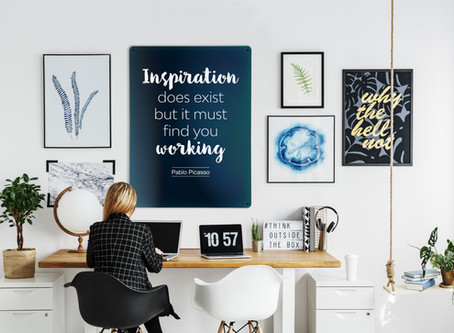 #5 tips to make your workspace work for you