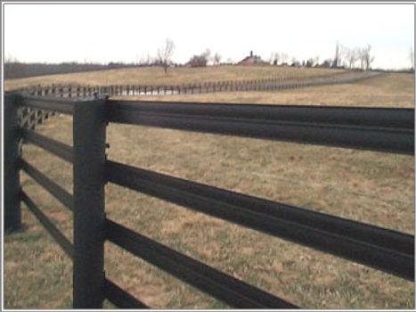 108mm Horse Rail