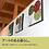 Thumbnail: BALI ドットアート/FLOWER[40×40cm]