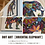 Thumbnail: BALI ドットアート/オリエンタルエレファント[60×80cm]