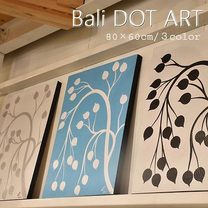 BALI ドットアート/NATURAL TREE[60×80cm]