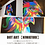 Thumbnail: BALI ドットアート/ニワトリ[60×80cm]