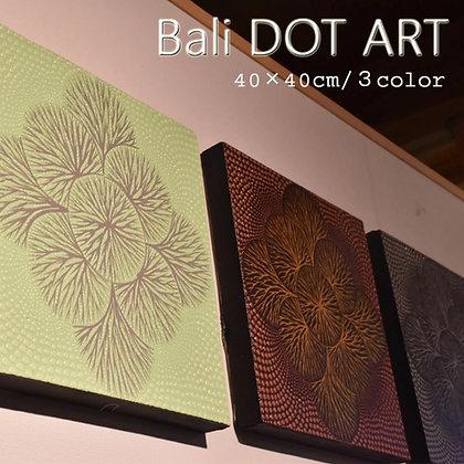 BALI ドットアート/MARIMO[40×40cm]