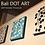 Thumbnail: BALI ドットアート/NATURAL TREE[40×40cm]