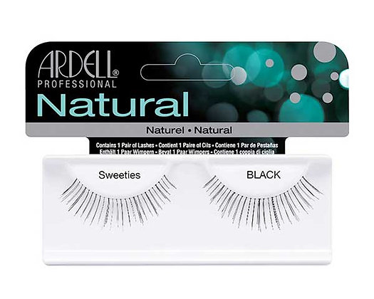 Faux-cils Franges Natural Sweeties