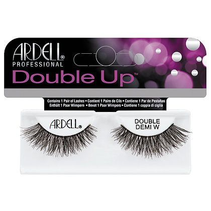 Faux-cils Double-Up Double Demi-Wispies
