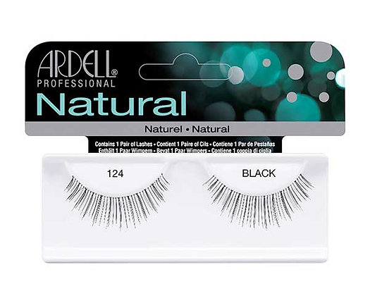 Faux-cils Franges Natural 124