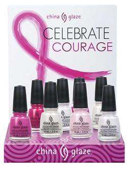 présentoir celebrate courage 12 pc