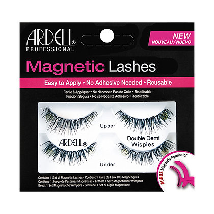 Faux-cils Magnetic Double Demi Wispies