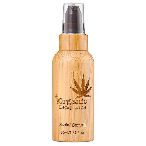 Sérum visage à l'huile de graines de chanvre 50 ml