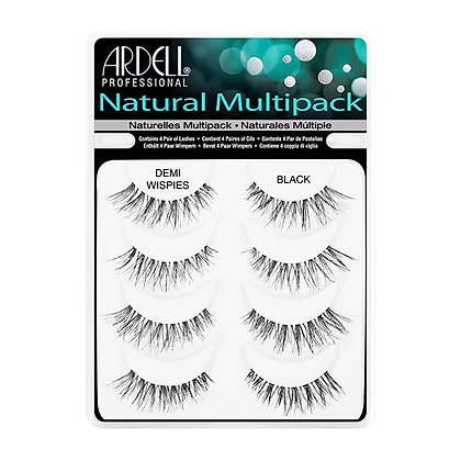 Multi-pack Faux-cils Franges Natural Demi-Wispies