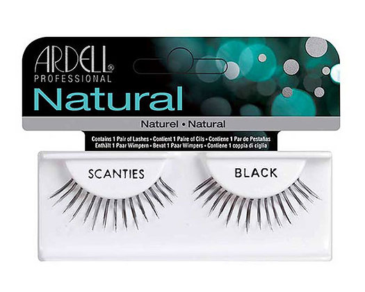 Faux-cils Franges Natural Scanties