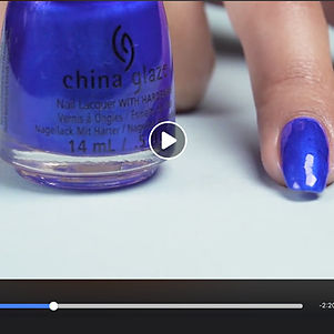 Beauty hacks, laugier, rue galvani, produits, gélaze, china glaze