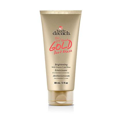Masque Peel Off Gold 24 carats