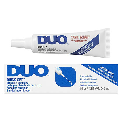 Colle DUO Double Action Transparente 14gr