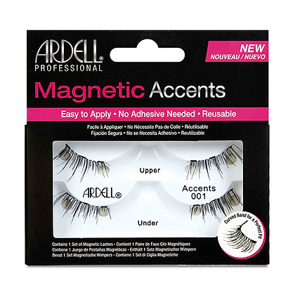 Faux-cils Magnetic Accent 001