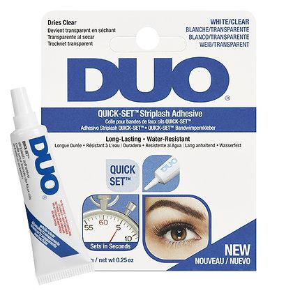 Colle Duo Double Action Transparente 7 gr