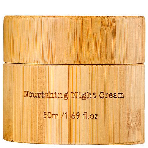 Crème de nuit nourrissante à l'huile de graines de chanvre 50 ml
