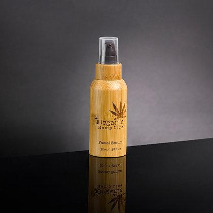Sérum visage à l'huile de graines de chanvre - 50 ml