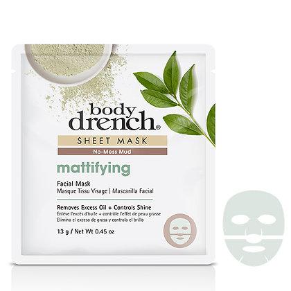 Masque Boue Mattifying