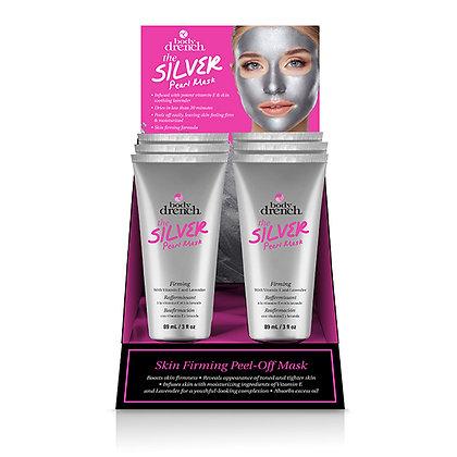 Présentoir 6 Masques Peel Off Silver Pearl